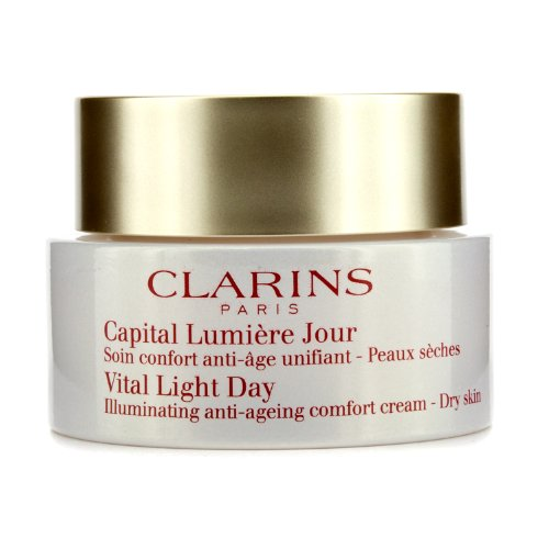 Clarins Vital Light Day Illuminating Anti-Ageing Comfort Cre