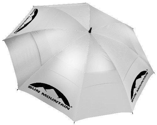 Sun Mountain Automatic Umbrella, Silver