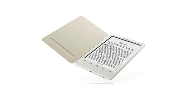 Sony PRS-T3 - blanco - WiFi - Lector ebook + funda + PRSA-CL30 ...