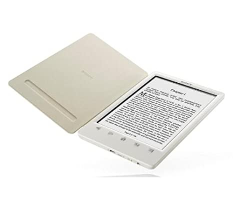 Sony PRS-T3 - blanco - WiFi - Lector ebook + funda + PRSA-CL30 ...