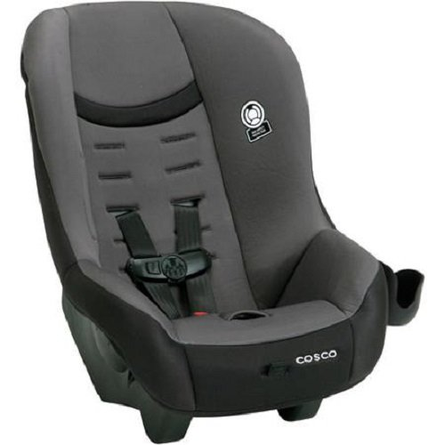 Cosco Scenera Next Convertible Car Seat with Cup Holder (Moon Mist Grey) (Convertible Car Seat Cosco)