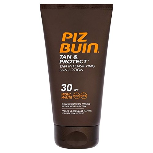 Piz Buin Tan & Protect Tan Intensifying Lotion SPF 30 150ml (PACK OF 6) by Piz Buin (Image #1)