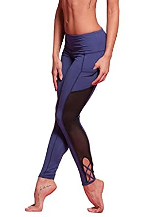 Pointe Legging (4, Navy)