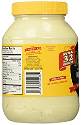 Duke\'s Mayonnaise, 32-ounce Jar - Pack of 2