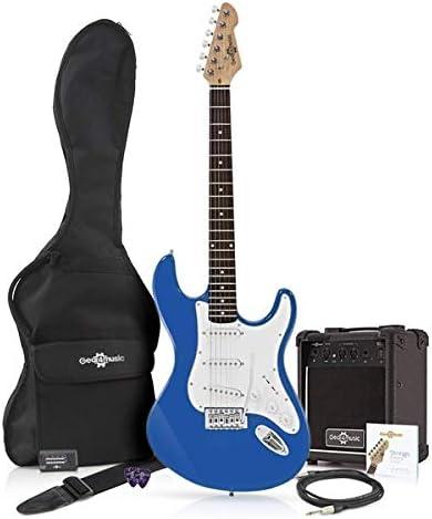 PAck Guitare Electrique LA + Ampli Blue