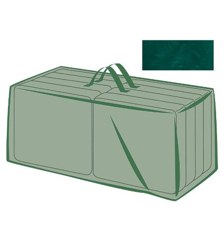 all weather outdoor cushion storage bag in green - Patio Cushion Storage