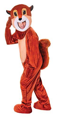 Big Head Squirrel Costume (Panto Costumes Uk)