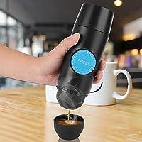 Cafetera de viaje, Mini USB Cargador portátil de mano Máquina de ...