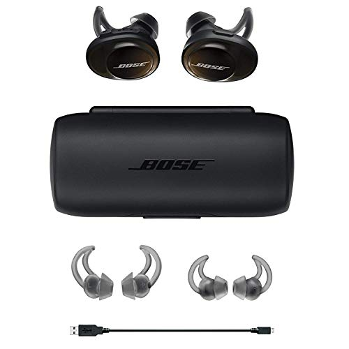 Bose SoundSport Free Truly Wireless Sport Headphones - Black - 774373-0010