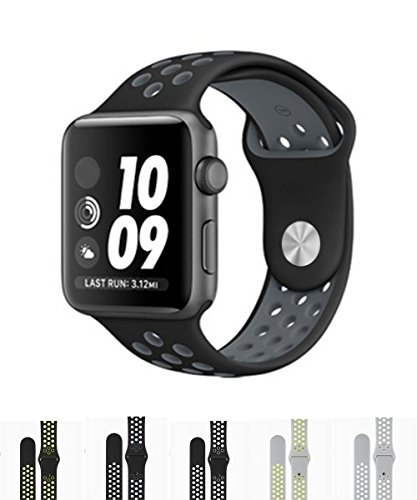 vitech-soft-silicone-nike-sport-style-replacement-strap-band-for-apple-wrist-watch-series-1-series-2