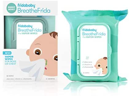 Baby Wipes: BreatheFrida