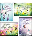 Wishing You Well - KJV Scripture Greeting Cards - Boxed - Get Well