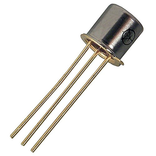 20 pcs of 2N2907A 2N2907 TO-18 PNP 60V 0.6A The Switching Transistor - Pnp Switching Transistor
