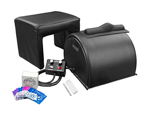 Sybian for Women: Black with Beige Attachments, Best Sex Machines and Sex Robots - Sybians, Vibrators, Lovebotz