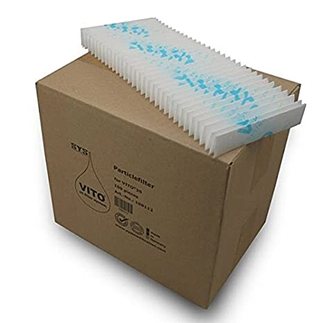 Aceite de Freir - 100 filtros para Vito 30: Amazon.es
