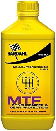 Elettro Discount Bardahl Öl Getriebe Mtf 75 W80 Auto