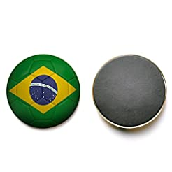 Sunfei Creative Country Flag Soccer Foot...