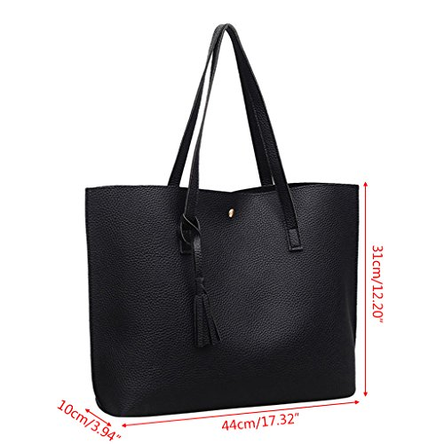 Blue Deep Hobo Shoulder Tote Bag Shopping Women Shoresu Fashion Brown Purse Messenger Handbag Bags Cnq6B7