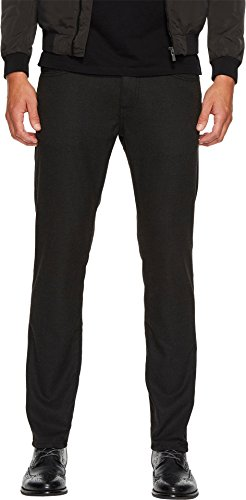 Mavi Jeans Men's Marcus Slim Straight Leg in Charcoal Feathe