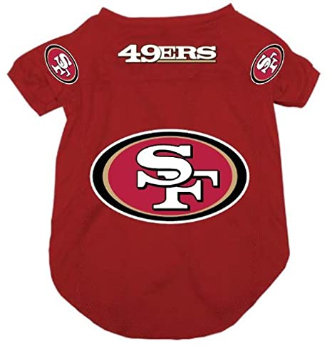 san francisco 49ers jersey