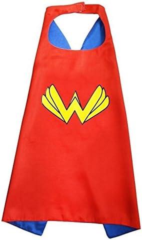 Partylandia Capa Superheroe Wonder - Capas: Amazon.es: Ropa y ...