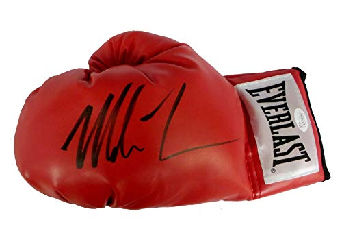 """Autographed Signed Authentic""""Iron"""" Mike Tyson"""