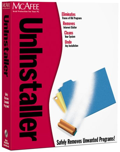 McAfee Uninstaller 6.0
