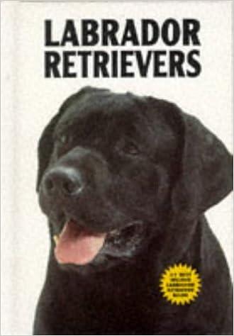 Labrador Retrievers (Kw-040 Dog Breed Library): Diane
