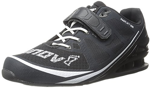 Inov-8 Women's Fastlift 325-W, Black/White 5.5 B US