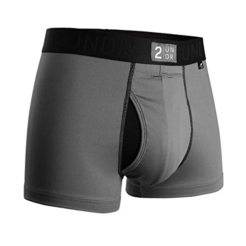 """POWER SHIFT 3"""" TRUNK,Grey,Large"""