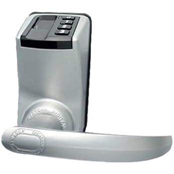 Amazon Com Adel Led Display Keyless Biometric