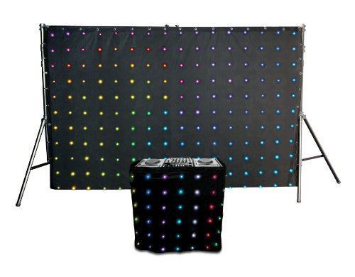 CHAUVET DJ MotionSetLED  Backdrop and Fascade Effect/Stage Light | Special Effects by CHAUVET DJ