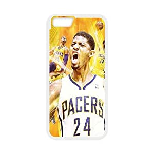 """WJHSSB Cover Shell Phone Case Paul George For iPhone 6 Plus (5.5"""")"""