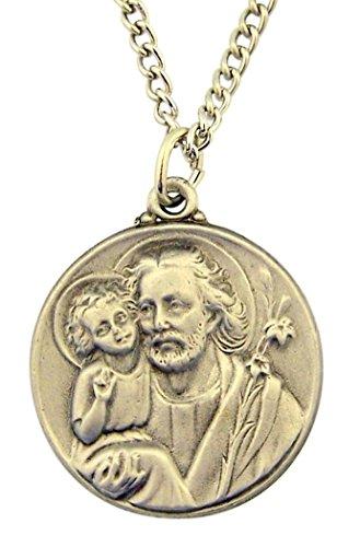 st joseph medal gold - 5