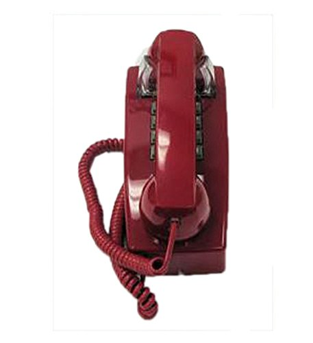 (Cortelco 255447-Vba-20md Wall Phone Valueline Red electronic consumers)