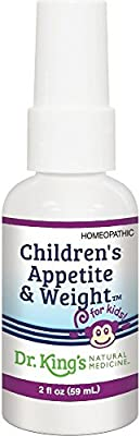 Dr. King's Natural Medicine Children's Appetite and Weight, 2 Fluid Ounce