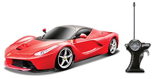 Maisto R/C 1:24 Scale LaFerrari Radio Control Vehicle (Colors May Vary)