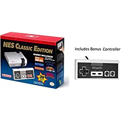 Nintendo Entertainment System: NES Classic Edition With Bonus Controller