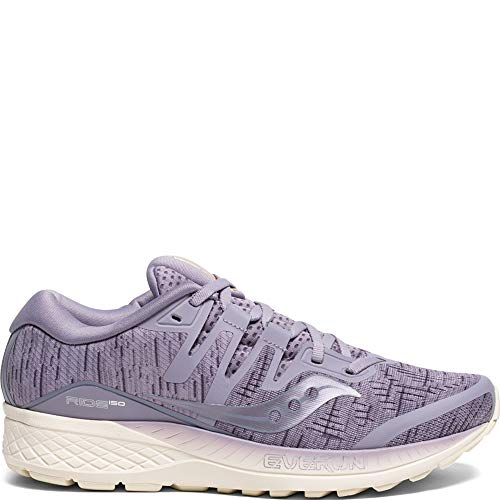 Saucony Ride ISO Women 8.5 Purple Shade