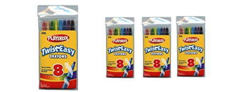 PlaySkool Bright Non Toxic Twistable Crayon product image