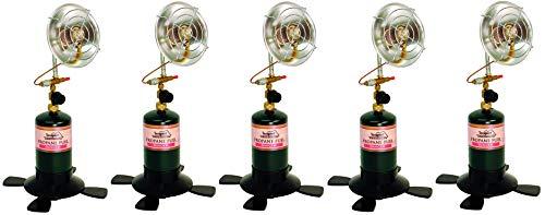 Texsport Portable Outdoor Propane Heater ((5.Units))