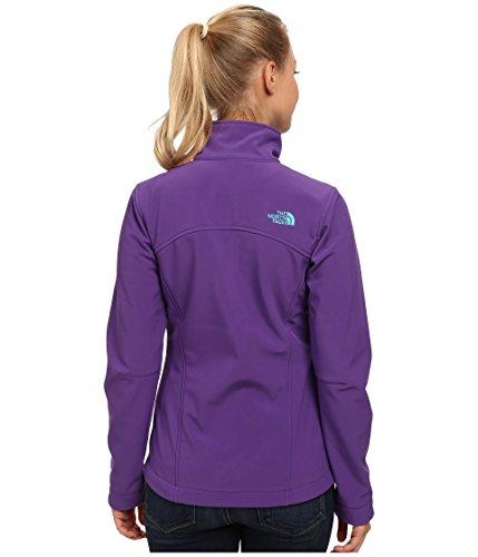6f375fb7d SHOPUS | The North Face Apex Bionic Jacket Womens Hero Purple Medium