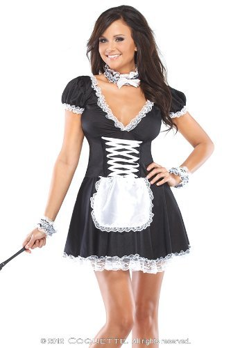 Chamb (Naughty Maid Costumes)