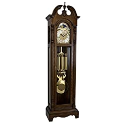 Chester Grandfather Clock by Hermle Clocks