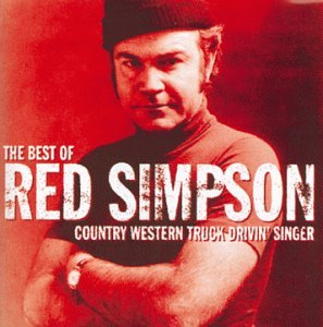 The Best Of Red Simpson: Country Western Truck Drivin' Singer by Razor & Tie