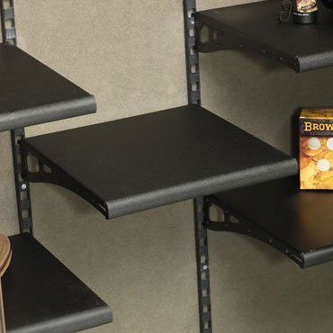 Browning AXIS Solid Steel Shelf - 154100 - Made From Tough Steel With A Protective Polymer Skin