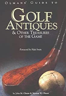 Antique Golf Collectibles, Identification & Value Guide ...