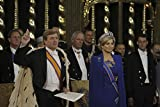 Photography Poster - King Willem Alexander, Queen Maxima, 24'x16.5', Gloss Finish