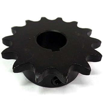 "14T Tooth #40//41 Sprocket Gear with 3//4/"" Bore for Jackshaft Mini Bike Go Kart"