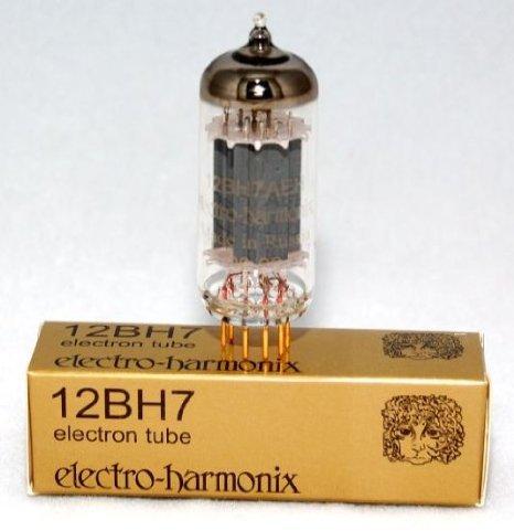 【 並行輸入品 】 Electro-Harmonix (エレクトロハーモニックス) 12BH7 Gold Pin Pre-amp Vacuum Tube   B00JEF6GNW